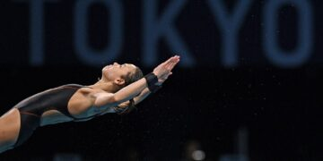 Ratu terjun negara, Pandelela Rinong Pamg menamatkan saingan di kedudukan ke-12 dalam final acara 10m platform individu Sukan Olimpik Tokyo.