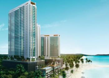 Tropicana Cenang, Langkawi menawarkan kediaman dengan konsep percutian mewah di persisiran pantai. - FOTO Tropicana