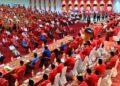 KEPUTUSAN pemilihan UMNO akan diadakan seperti dijadual atau ditangguhkan akan ditetapkan dalam mesyuarat MKT yang akan diadakan pada Ramadan ini.